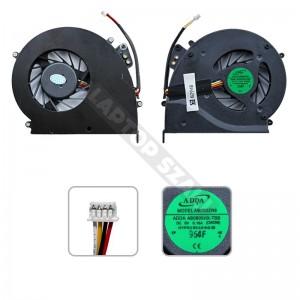 AB0805HX-TBB hűtés, ventilátor