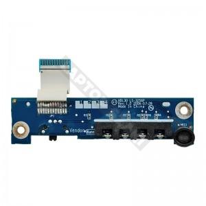 LS-3256P használt led/mikrofon panel