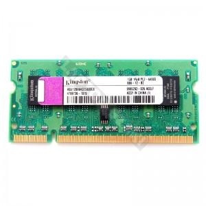 Kingston 1GB DDR2 800MHz notebook memória (ASU128X64D2S800C6)