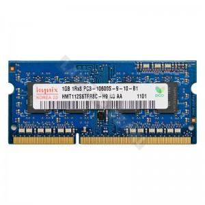 Hynix 1GB DDR3 1333MHz notebook memória (HMT112S6TFR8C)