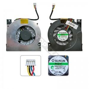 GB0575PFV1-A hűtés, ventilátor