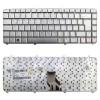 HP Pavilion dv5 német, ezüst laptop billentyűzet