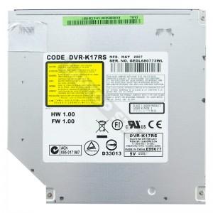Pioneer DVR-K17RS használt IDE notebook DVD író