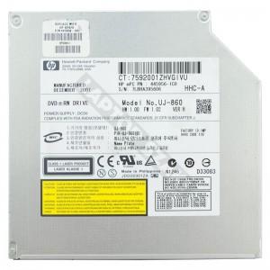HP 443904-001 használt IDE notebook DVD író