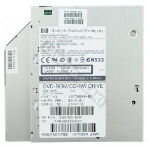 HP 336987-001 használt IDE notebook CD-RW/DVD Combo