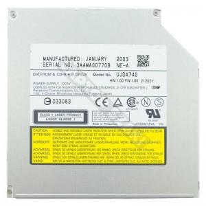 Panasonic UJDA740 használt IDE notebook CD író