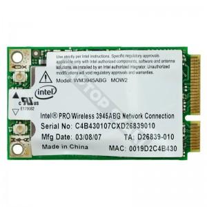 HP-Intel 3945ABG mini PCI-E wifi kártya