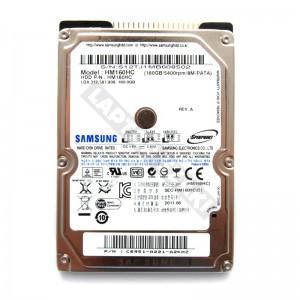 "Samsung HM160HC 160GB IDE 2,5"" gyári új laptop winchester"