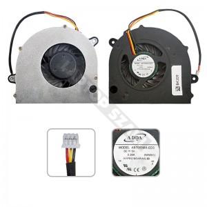 AB7005MX-ED3 gyári új hűtés, ventilátor