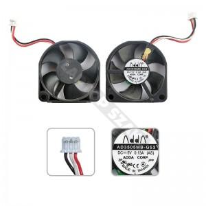 AD3505MB-G53 használt hűtés, ventilátor