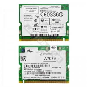 359107-001 HP 802.11g mini PCI wifi kártya