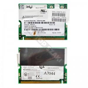336976-001 HP-Compaq 802.11b/g mini PCI wifi kártya