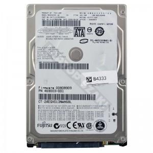 "Fujitsu MHZ2320BH 320GB SATA 2,5"" használt laptop winchester"