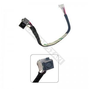 6017B0199101 gyári új DC tápcsatlakozó + kábel