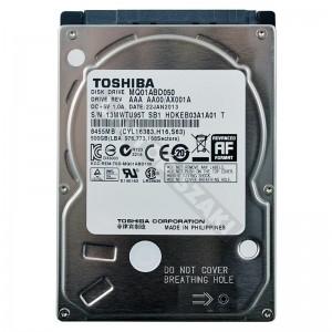 """Toshiba MQ01ABD050 500GB SATA 2,5"""" gyári új laptop winchester"""