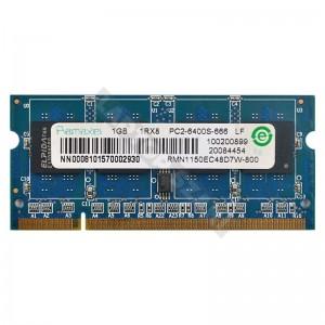 Ramaxel 1GB DDR2 800 MHz notebook memória (RMN1150EC48D7W-800)