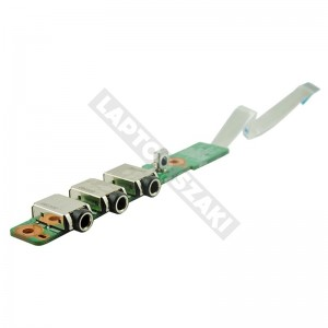 32QT6AB0000 használt audio panel + kábel