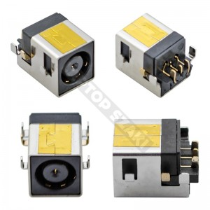 DC tápaljzat 034 (7.4x5.0mm - Center Pin)