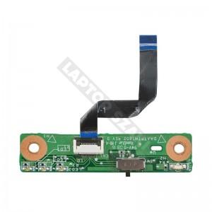 432991-001 használt wifi kapcsoló panel + kábel