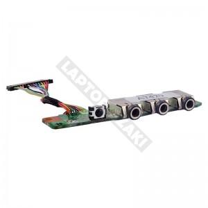 432986-001 használt audio panel + kábel