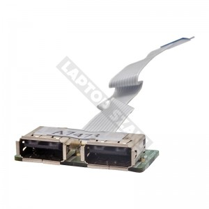 516497-001 használt USB panel + kábel