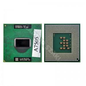 Intel® Pentium® M 760 laptop processzor