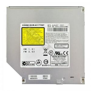 Pioneer DVR-K17TBT használt IDE laptop DVD író