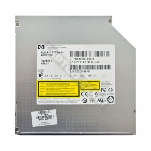 Hitachi-LG/HP GT30L 509419-002, 517850-001 használt SATA notebook DVD író