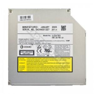 Panasonic UJDA760 használt IDE notebook CD-RW/DVD Combo