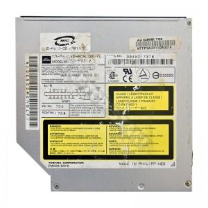 Toshiba SD-R2312 használt IDE laptop CD-RW/DVD Combo
