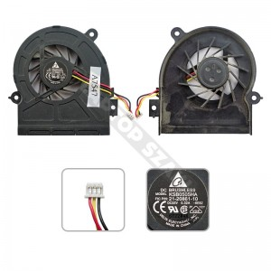 KSB0505HA gyári új hűtés, ventilátor
