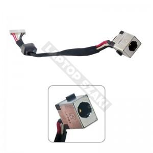 DC301007Y00 használt DC tápcsatlakozó + kábel