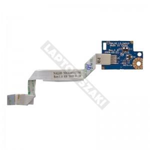 LS-5401P használt bekapcsoló panel + kábel