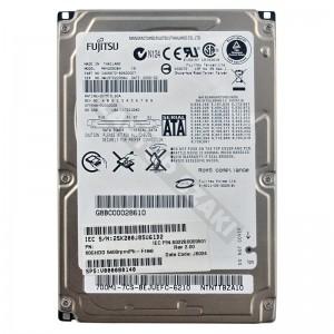 "Fujitsu MHV2060BH 60GB SATA 2,5"" használt laptop winchester"