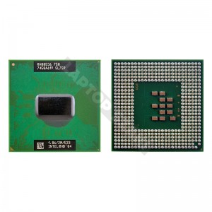 Intel® Pentium® M 750 laptop processzor