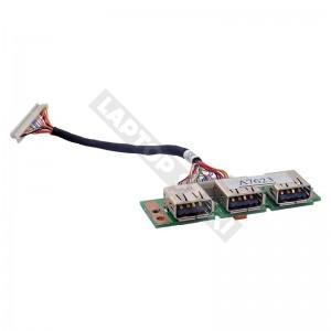 48.4T302.011 használt USB panel + kábel