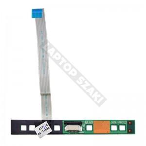 456601-001 használt touchpad gomb panel + kábel
