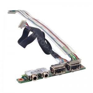 419345-001 használt USB és audio panel + kábel