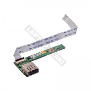 MSI EX623X használt USB panel + kábel