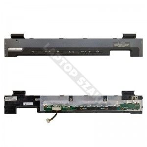 382680-001 használt bekapcsoló panel + fedél + kábel