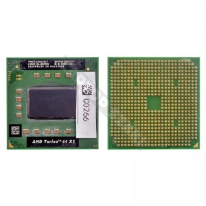 AMD Turion 64 X2 TL-52, 1.60GHz laptop processzor