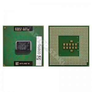 Intel Pentium III-M 1.00 GHz, laptop processzor