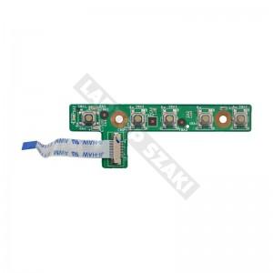 MS-1637A használt bekapcsoló panel + kábel
