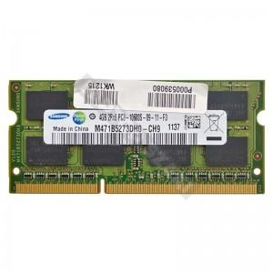 Samsung 4GB DDR3 1333MHz notebook memória (M471B5273DH0-CH9)