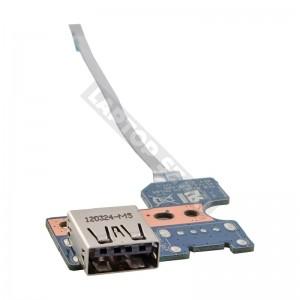 H000038290 használt USB panel + kábel