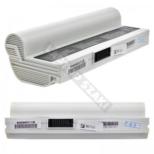 AL23-901 7.4V 6600mAh 48Wh fehér laptop akkumulátor