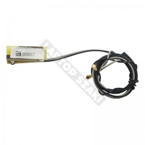 MSI X340 használt Bluetooth + WiFi antenna és kábel