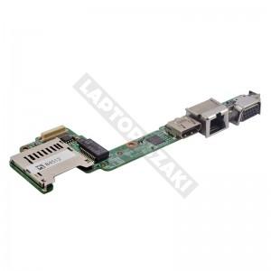 607-1351O-01S használt SD kártyaolvasó + LAN + VGA + HDMI panel