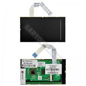 506807-001 gyári új touchpad panel + kábel + rögzítő keret