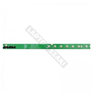 DA0BD1TB6C6 használt bekapcsoló + médiagomb + LED panel